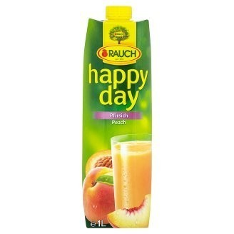 Happy Day 50% Őszibarack 1l
