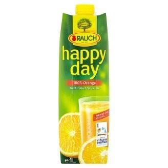 Happy Day 100% Narancs 1l