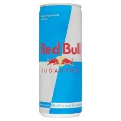 Red Bull Sugarfree 0,25 l