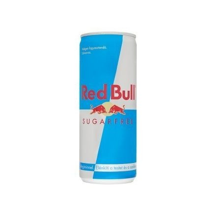 Red Bull Sugarfree 0,25l DOB