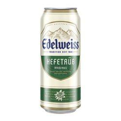 Edelweiss Unfiltered Búzasör 0,5 l DOB